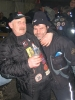 Dave & Oscar aus Belgien 2006